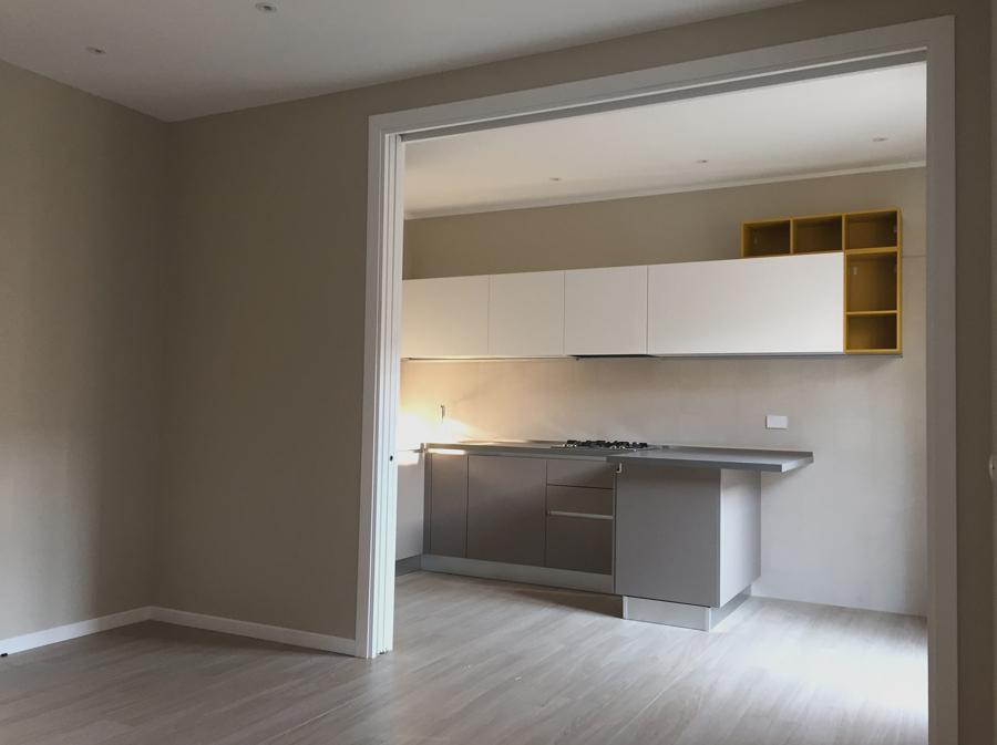 Ristrutturazione appartamento Nomentano DM Living