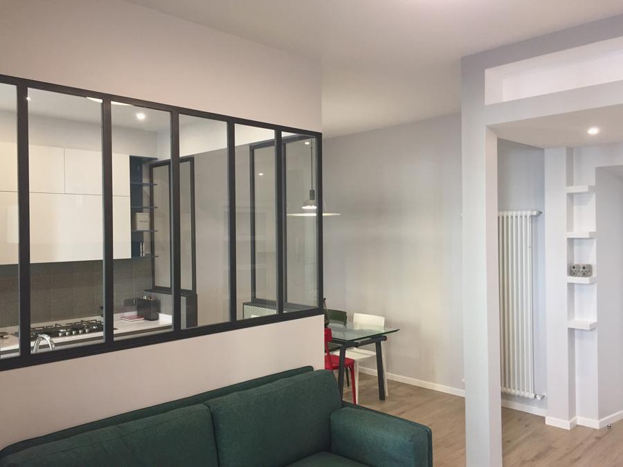 Ristrutturazione appartamento Prati FC1