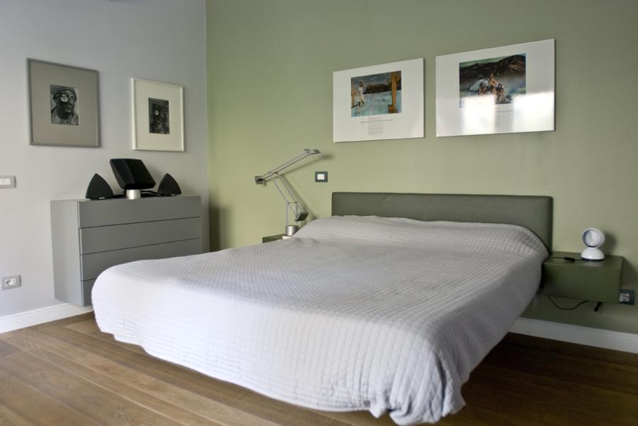 Ristrutturazione appartamento della Vittoria FC letto