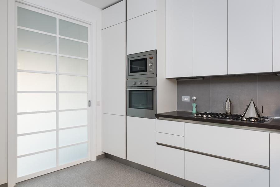Ristrutturazione Appartamento Prati MC Cucina