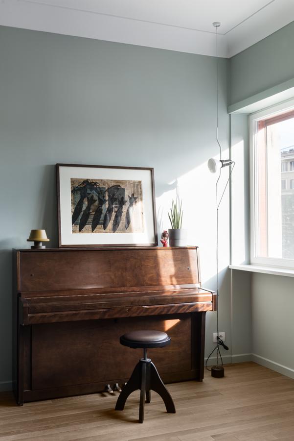 Ristrutturazione Appartamento Prati MC Pianoforte