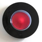 Tuuli 545.35 rossa di Timo Sarpaneva - Venini