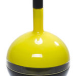 Vire 526.61 giallo zolfo di Timo Sarpaneva - Venini