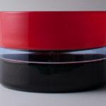 Tuuli 545.02 rossa di Timo Sarpaneva - Venini